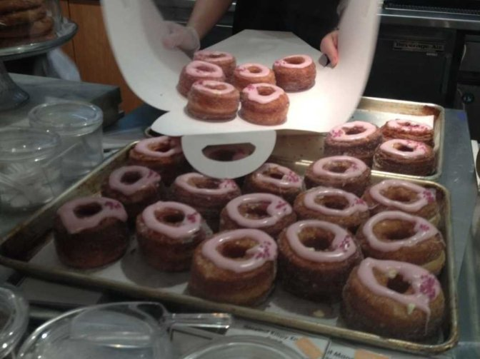 News From The Test Kitchen: Cronuts