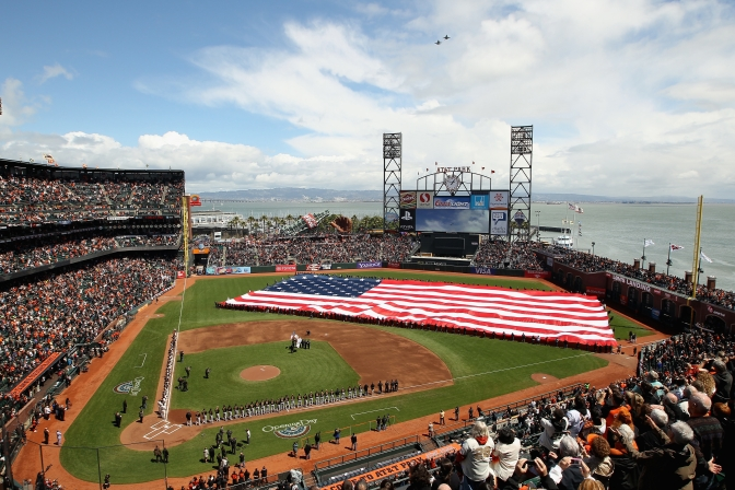 Opening Day remains vital link to American pastime