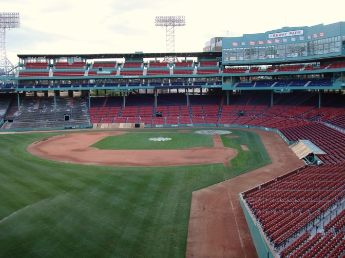 Opening Day: Red Sox ride again