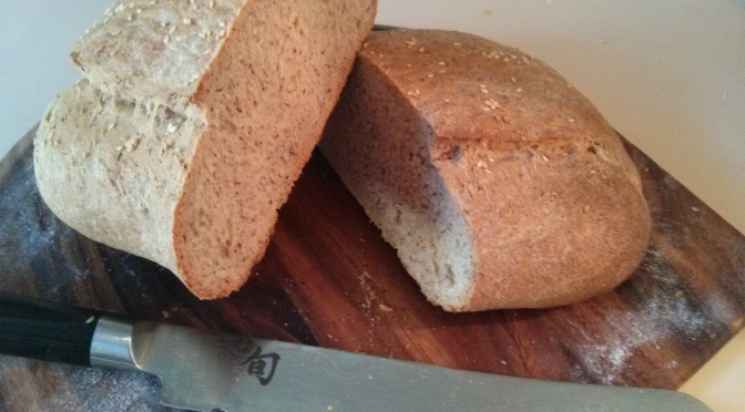 Recipe: Old school Italian with new school wheat