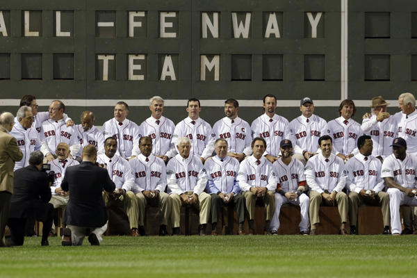 All Time Red Sox Lineup: Celebrating baseball, lists and opening day