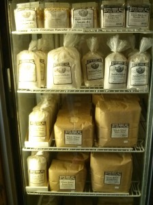 Freshly Milled Flours