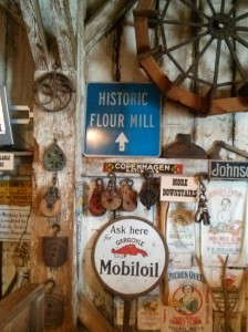 Historic Mill Tour