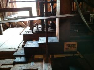 Mill Turbine