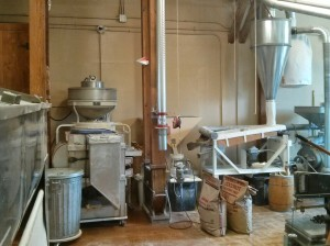 Milling Room