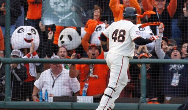 Building a SF Dynasty: don't re-sign the panda