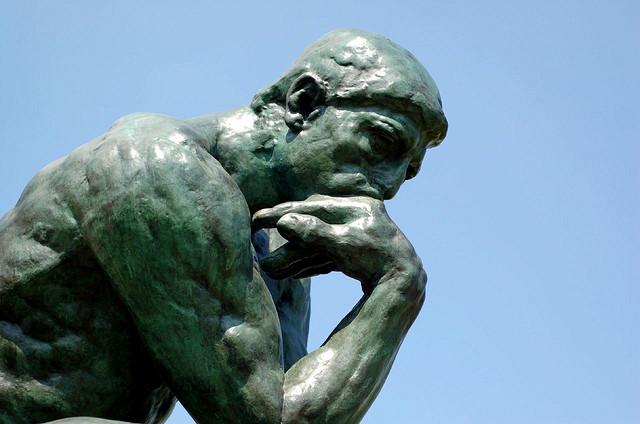 Is God a thinker?