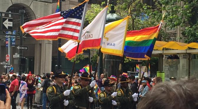 Highs and lows of historic SF pride