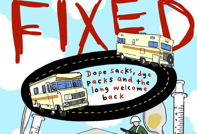Long odds pay off with release of 'Fixed'